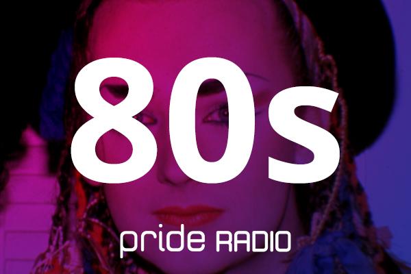 80s Pride radio