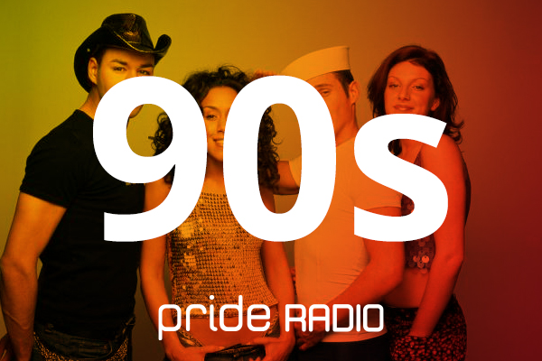 pride radio 90s