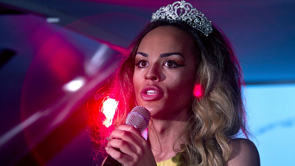 Miss Transgender UK - catch up now on iplayer