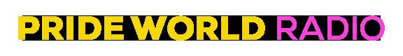Pride World Radio Retina Logo