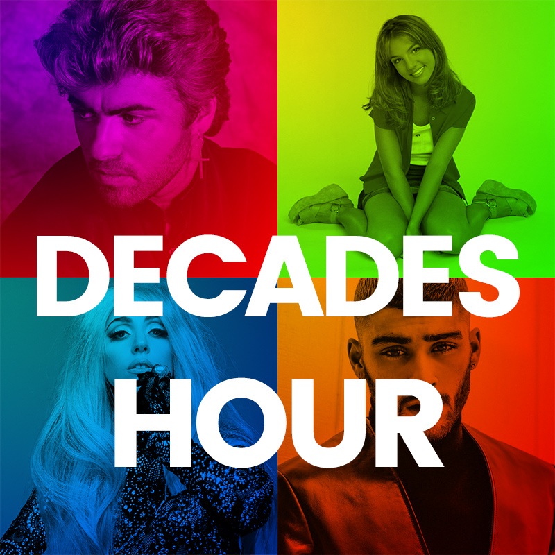 pride world radio decade hour