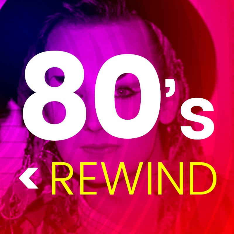 pride world radio 80s rewind