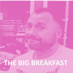 Mel & Peter's Big Breakfast